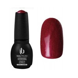 Vernis semi permanent cerise grenat 14ml