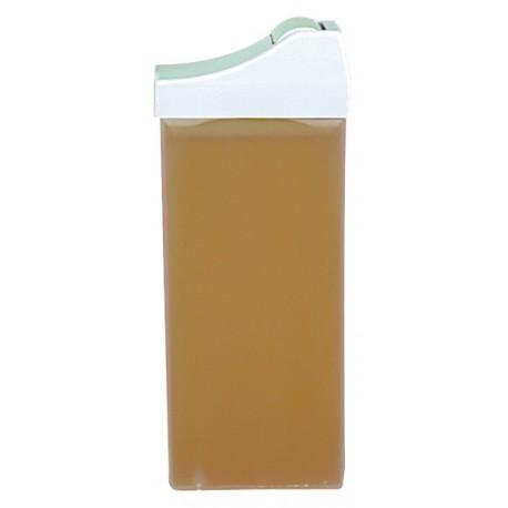 Cartouche cire étroite miel toutes peaux