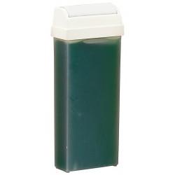 Cartouche cire verte peaux sensibles