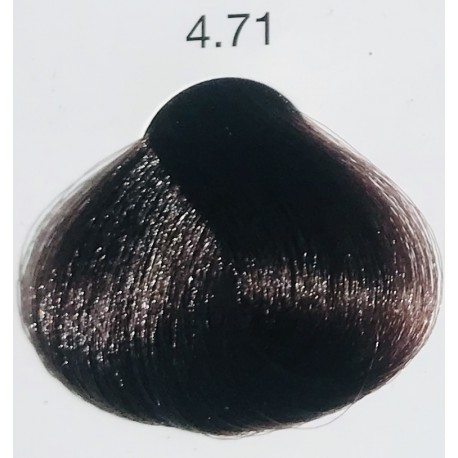 Coloration sans ammoniaque Luméa 4.71
