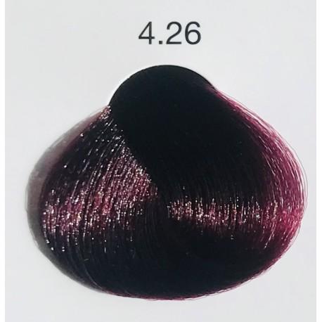 Coloration sans ammoniaque Luméa 4.26