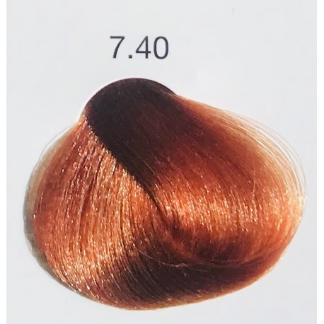 Coloration sans ammoniaque Luméa 7.40