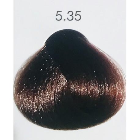 Coloration sans ammoniaque Luméa 5.35