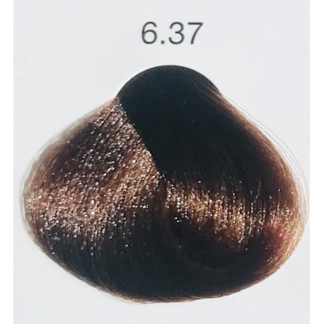 Coloration sans ammoniaque Luméa 6.37