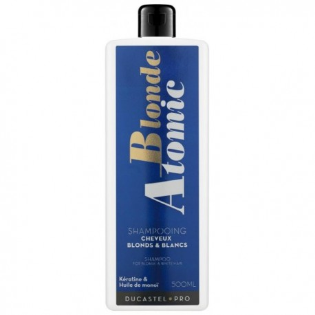 Shampoing Blonde Atomic Déjaunisseur 500ml