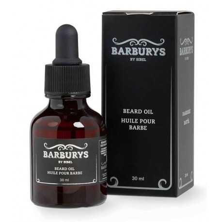 Huile spécial barbe Barburys 30ml