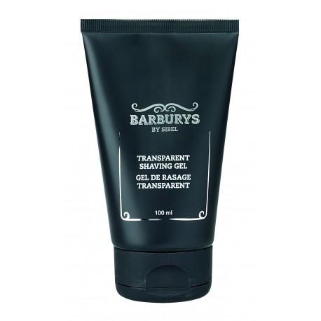 Gel de rasage transparent Barburys 100ml
