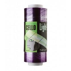 Cello prédécoupé 20cmx500m