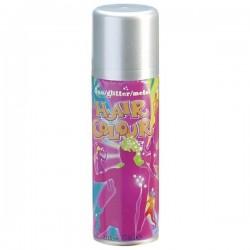 spray couleur argent 125ml