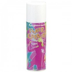 spray couleur blanc 125ml