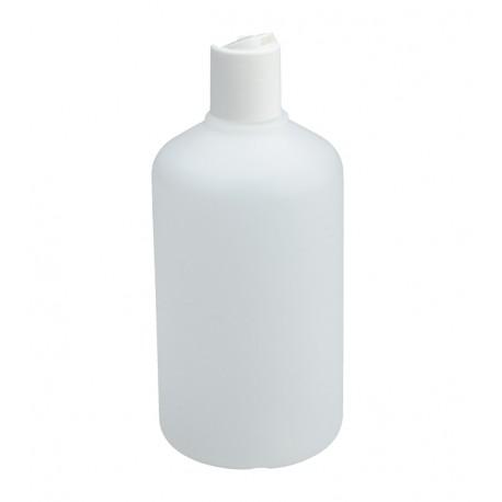 Bouteille de shampoing vide 500ml