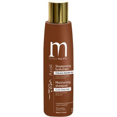 Shampoing hydratant cheveux bouclés Azali 200ml