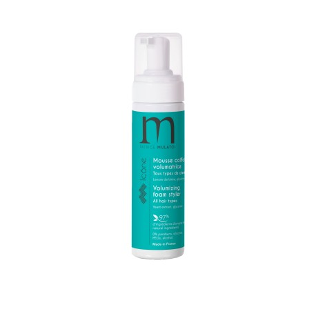 Icone mousse coiffante volume 150 ml