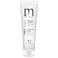 Masque pour cuir cheveulu gras 150ml