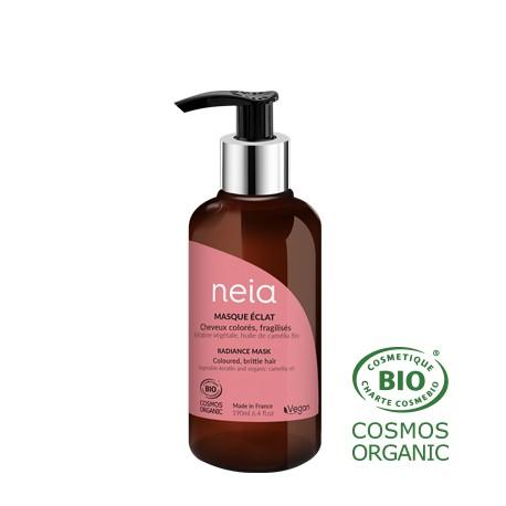 Masque éclat couleur cheveux secs Bio 190ml