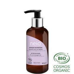 Masque nutritif cheveux secs Bio 190ml