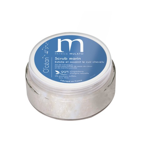 Soin exfoliant Scrub marin 200ml