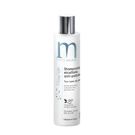 Shampoing micellaire anti pollution 200ml