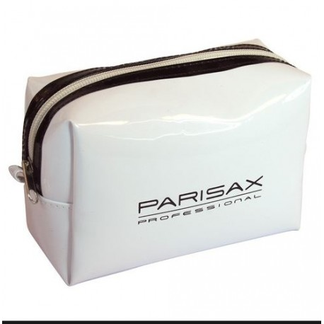 Trousse carré blanche Parisax