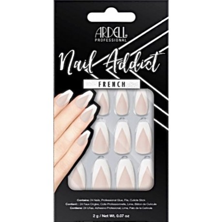 FAUX ONGLES MODERN FRENCH