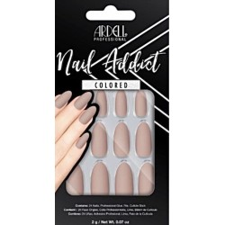 FAUX ONGLES BARELY THERE NUDE