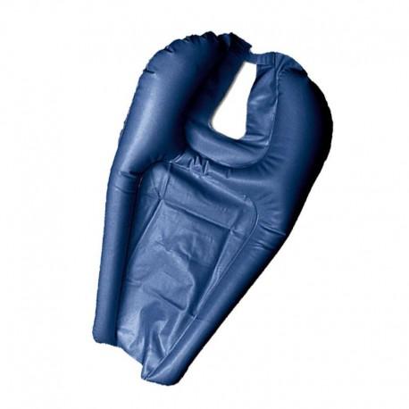 Lave tête gonglable bleu