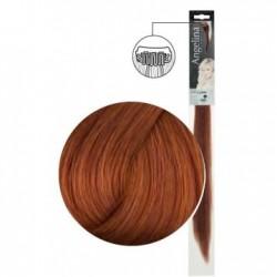 Extension 1 clip cheveux naturels chocolat