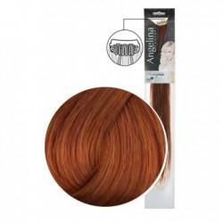 Extension 2 clips cheveux naturels chocolat