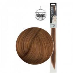 Extension 1 clip cheveux naturels blond venitien