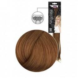 Extension 3 clips cheveux naturels blond venitien