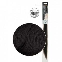 Extension 1 clip cheveux naturels noir