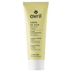 Crème de jour peaux normales-mixtes Avril bio