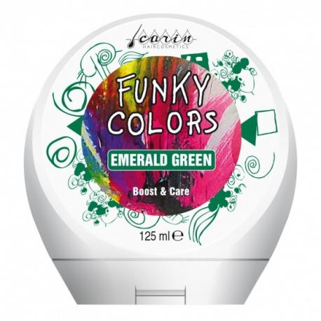 Soin pigment Funky color Emerald Green