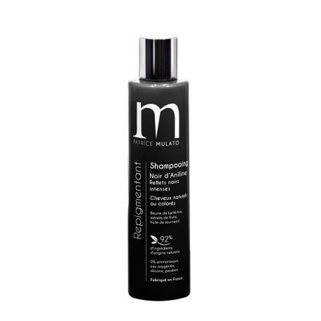 Shampoing repigmantant noir d'aniline 200ml