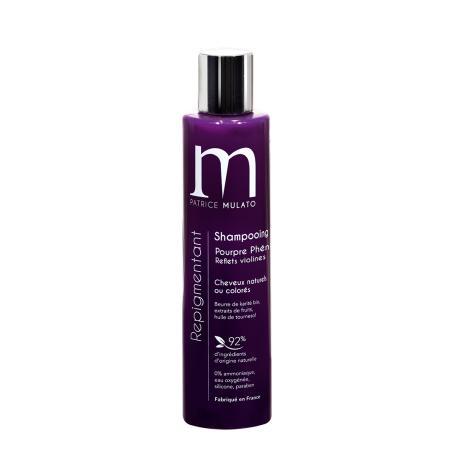 Shampoing repigmentant violet pourpre phenicien 200ml