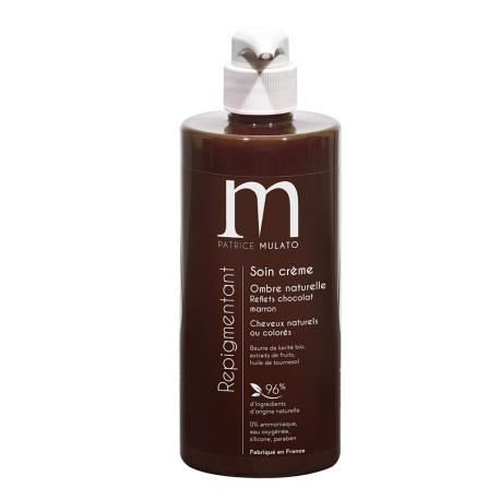Soin repigmentant marron chaud Ombre naturelle 500ml