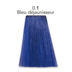 Coloration naturelle chromatique bleu déjaunisseur Color one