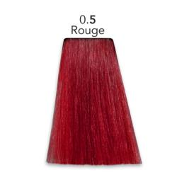 Coloration naturelle chromatique rouge Color one