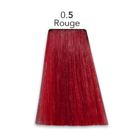 Coloration naturelle chromatique rouge Color one