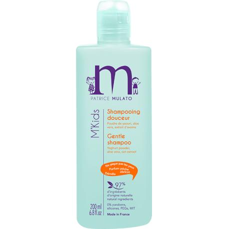 Shampoing douceur MKIDS 200ml