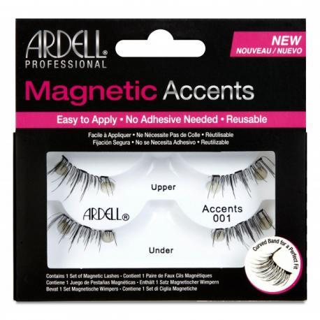 Faux cils magnétics Accent 001