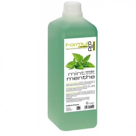 Shampoing concentré menthe 1 litre