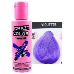 Crazy color violette