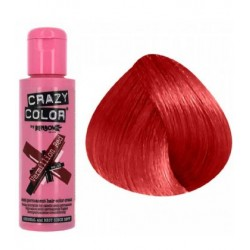 Crazy color Vermillon Red 100ml