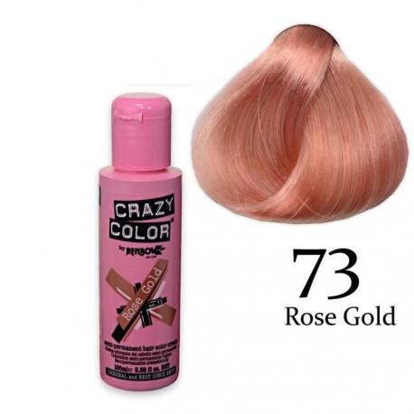 Crazy color rose gold