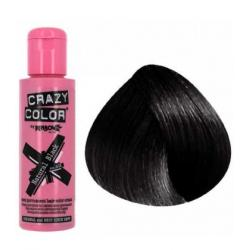 Cray color natural black