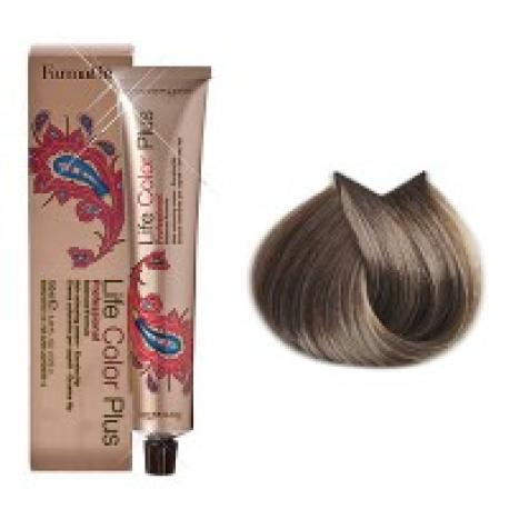 Life color 8.07 blond clair naturel marron