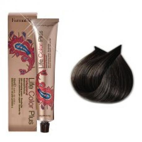 Life color 5.07 chatain clair naturel marron
