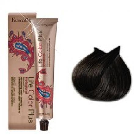 Life color 4.00 chatain ultra naturel
