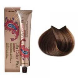 Life color 7.77 blond marron profond
